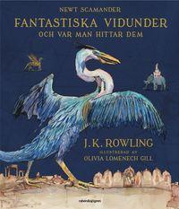 Boken Fantastiska vidunder och var man hittar dem av J.K. Rowling.