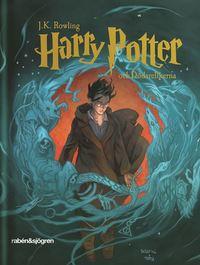 Boken Harry Potter och dödsrelikerna av J.K. Rowling. Del sju.