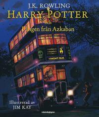Boken Harry Potter och fången från Azkaban av J.K. Rowling. Del 3.