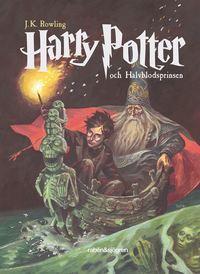 Boken Harry Potter och halvblodsprinsen av J.K. Rowling. Del sex.