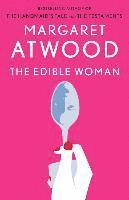 Boken The Edible Woman (Den ätbara kvinnan) av Margaret Atwood.