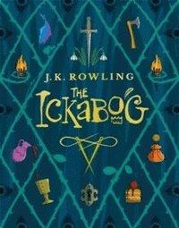 Sagoboken The Ickabog av J.K. Rowling.