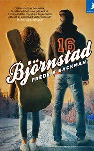 Boken Björnstad av Fredrik Backman