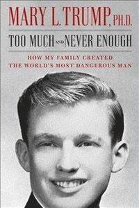 Boken om Donald Trump skriven av brorsdottern
