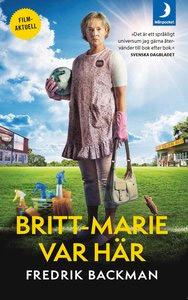 Britt-Marie var här - en bok av Fredrik Backman