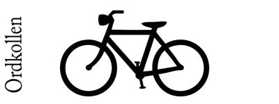 Cykel eller cyckel