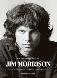 Ny diktsamling av Jim Morrison 2021