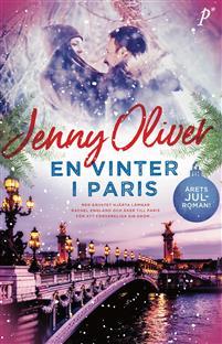 Boken En vinter i Paris av  Jenny Oliver.