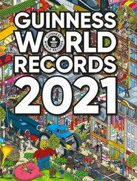 Köp Guinness rekordbok 2021