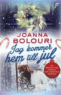 Boken Jag kommer hem till jul av Joanna Bolouri.