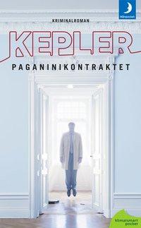 Köp Joona Linna del 2 - Paganinikontraktet - av Lars Kepler