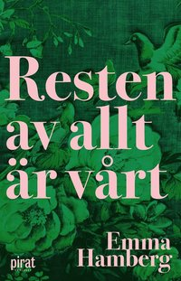 Resten av allt är vårt - en självbiografisk roman av Emma Hamberg.