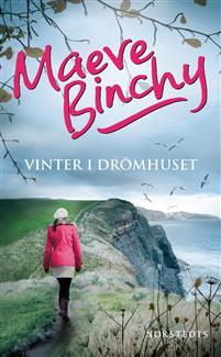 Boken Vinter i drömhuset av Maeve Binchy.